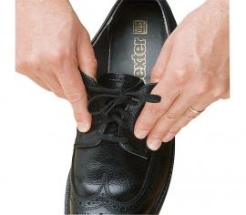 Elastische schoenveters, u hoeft niet meer te strikken