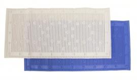 Anti-slip badmat Stayput met sterke zuignappen ter voorkoming van uitglijden