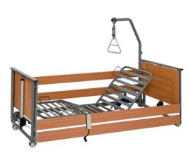 Hoog-laag bed, ziekenhuisbed 100 x 200 cm - Ecofit S met keuze uit kleuren en opties