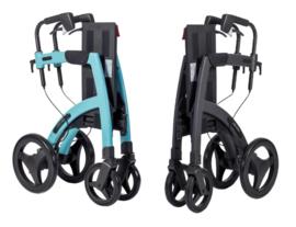 Rollz Motion Small, rollator en rolstoel ineen