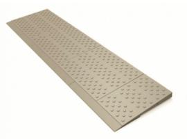 Drempelhulp voor uw rollator of rolstoel, voor een verhoging van 1, 1,5 of 2 cm