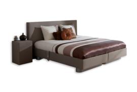 Hoog-laag bed, Gestoffeerd hoog-laag bed Box ForLife (2 persoons)