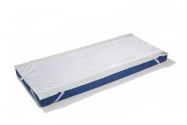 Basis glijlaken voor het draaien en positioneren in bed, Satinsheet 2D Corner - ALMIM4107S