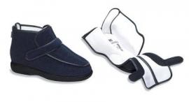 Verbandschoen Pulman New Comfort, Thuiszorgwinkel verbandschoenen voor opgezwollen voeten