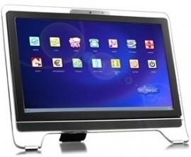 """PC Basic Touch 20"""" (met Aanraakscherm) - € 999,-"""