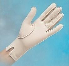 Norco oedeem handschoen, hele vingers (Elastische kous voor arm tegen vochtvorming)