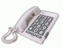 Telefoon met grote toetsen, Fysic Big Button Telefoon - FX-3100