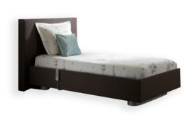 Hoog-laag bed, Gestoffeerd hoog-laag bed Box ForLife (1 persoons)