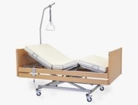 Extra breed hoog/laag bed Magda, 120 x 200 cm - MWM-120/200/L