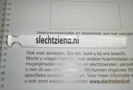 Schweizer leesliniaal 432/140x20 (402111)