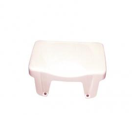Sterk en lichtgewicht badzitje met anti-slip zitting, Cosby - PR46408