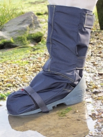 Buitenbescherming voor gips verband of prothese, Beschermhoes Outdoor; Volwassen voet