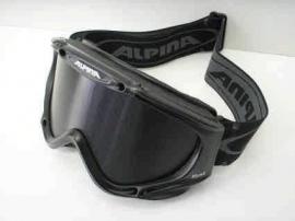 Donkere bril Blynd, (geschikt voor simulatie blindheid) (105008)