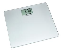 Digitale extra brede personenweegschaal tot 200 kg