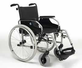 Lichtgewicht aluminium rolstoel D200 Vermeiren