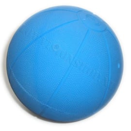 Rinkelbal, 25 cm, 1250 gram, blauw, voor slechtzienden goalbal spel