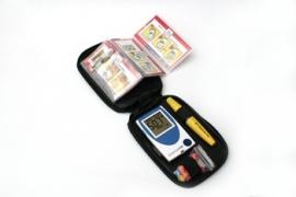 SensoCard Plus Nederlands en Engels Sprekende bloedsuikermeter (450250)