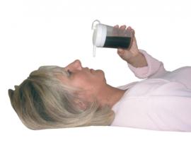 Novo Cup drinkbeker om liggend te drinken