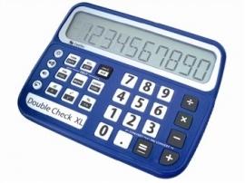 Nederlandssprekende rekenmachine DoubleCheck XL Voice - 340217