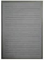 Lijnenblok voor slechtzienden A4, kleine regels (recht schrijven op de lijnen) (420125)