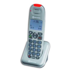Uitbreidingstoestel 2701 voor Dect  telefoon Amplicomms PowerTel 2700