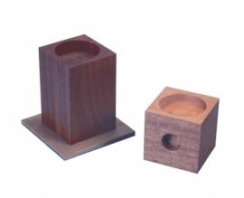 Houten meubelverhogers 9 cm of 15,5 cm
