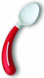 Linkshandige lepel voor mensen dementie en dyslexie, Henro-Grip