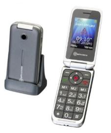 Mobiele telefoon voor slechthorenden, PowerTel M7000i
