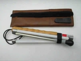 Ultraflex taststok, 114-128 cm (200610)