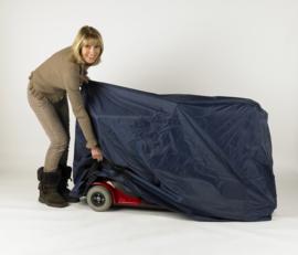 Beschermhoes voor uw scootmobiel, Scootmobielbeschermer Deluxe