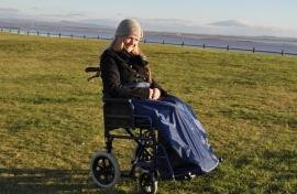 Beenzak rolstoel, Splash Wheely Cosy - PR34021-M