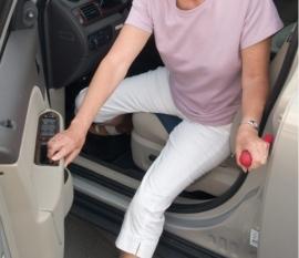 Hulpmiddel om de auto in- en uit te stappen, Handybar