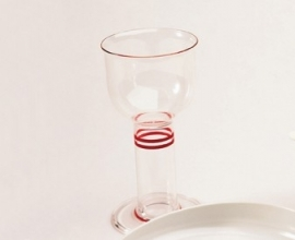 Tasty glas (ALM80404001)