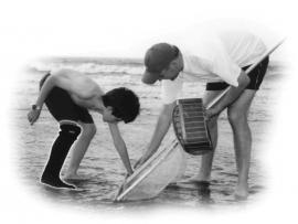 Buitenbescherming voor gips, verband of prothese voor kinderen, Beschermhoes SealSkinz; Voor kindervoeten