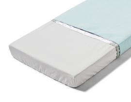 Incontinentie glijlaken voor het draaien en positioneren in bed, SatinSheet In2Sheet 4D - ALMIM4110S