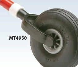 Ambutech Jumbo Rollerwiel (HO) (MT4950)