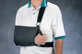 Mitella, sling van elleboog tot aan pols, Norco Shoulder Immobilizer