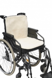 Mobility fleece zitting/rug ALS335