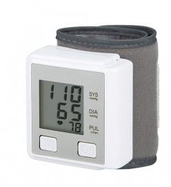 Digitale polsbloeddrukmeter van Fysic voor om de pols met grote cijfers - FB-50