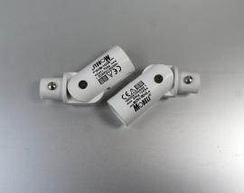 Mobiele wandbeugel met zuignappen - Scharnier, per paar, rvs (RO1400555)