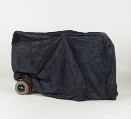 Hoes om uw scootmobiel buiten te beschermen tegen neerslag