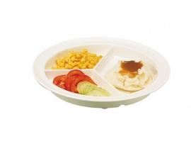 Verdeel bord, bord met vakken, bord met opstaande rand, GripWare (PR65601)