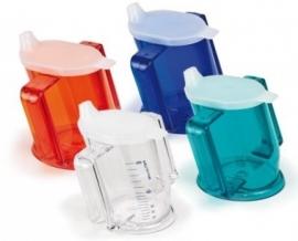 Handycup, beker met twee handvatten
