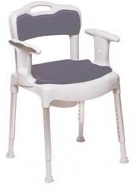 Swift toiletstoel, in hoogte verstelbaar - ALM81702030