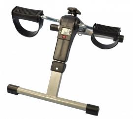 Fietstrainer met elektronische display