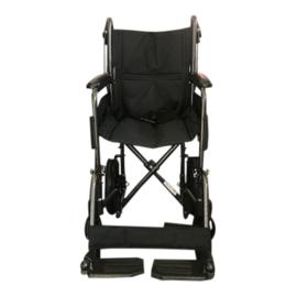 Lichtgewicht duwstoel, rolstoel voor in de auto, Compact Lite