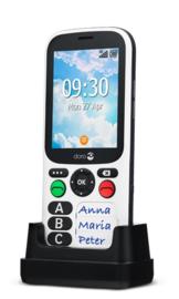 Eenvoudige mobiele telefoon - Doro 780X