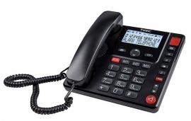 Alarmtelefoon met alarmknop, een luide beltoon en spraakvolume - FX-3950