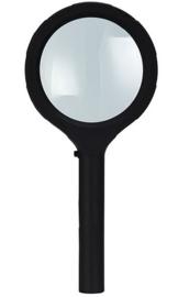 Loep met LED verlichting, vergroting 2,5x  - FL-14