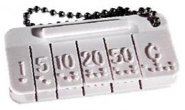 Eurobiljet geld brailleerder/markeerder (630006)